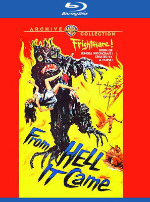 From Hell It Came [New Blu-ray] Manufactured On Demand, Subtitled, Amaray Case