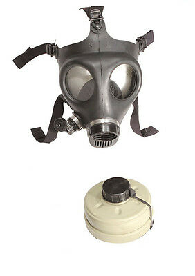 Youth Israeli NBC Gas Mask With Filter Model 4A1 Child