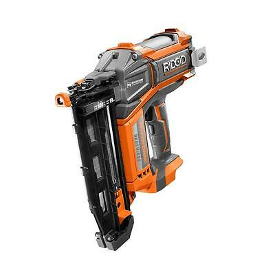 Ridgid HYPERDRIVE 18-Volt Brushless 16-Gauge 2-1/2 in. Straight Nailer