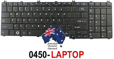Keyboard for Toshiba Satellite C665/065 PSC12A-06503T Laptop Notebook