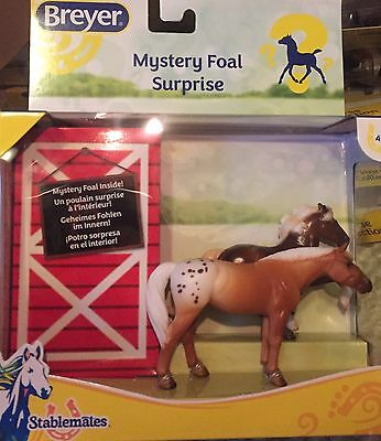 Breyer #5884 Stablemate G4 G5 Mystery Foal Surprise Family 7 Appaloosa NIB