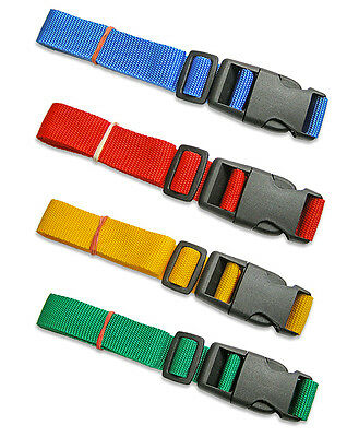 Compression Strap with Quick Release Buckle 25mm wide, 40 - 180 cm length