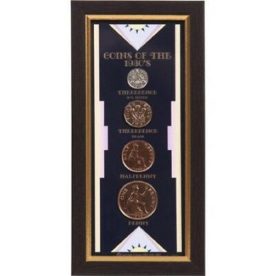 Framed Coins of the 1930s