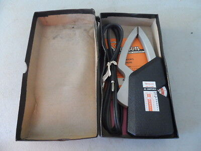 Simpson Amp Clamp Ammeter #150 Sold As Shown In Box With Manual