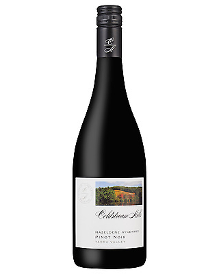 Coldstream Hills Hazeldine Pinot Noir bottle Dry Red Wine 750mL Yarra Valley