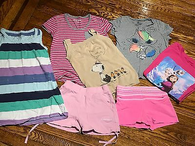 Girls clothes sell in lot, size 6-10, 7 pieces