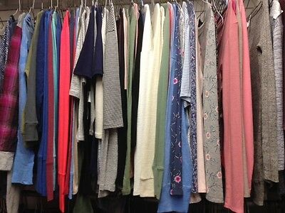 30 Pc NEW Mixed Women's Wholesale Clothing Lot RESALE  Gap Banana Naqui NWOT