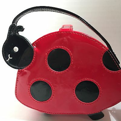 2006 Gymboree Ladybug Girl's Purse with Tag - Vintage Old Stock - HARD TO FIND