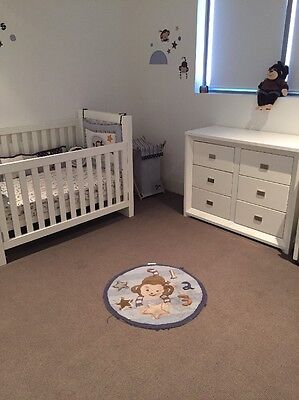 baby nursery furniture - Cot, Change Table, Chest Of Draws + More