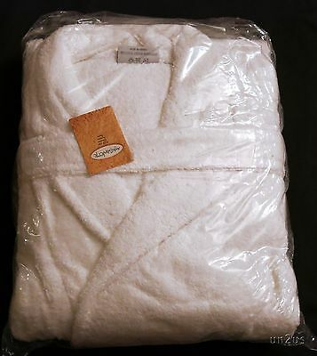 NWT MAISONETTE Genuine Turkish Robe - SPA - White - One Size - Unisex - $150