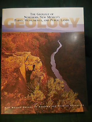 THE GEOLOGY OF NORTHERN NEW MEXICO edited by GREER PRICE