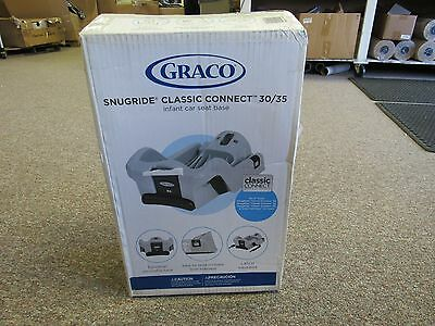 Graco SNUGRIDE CLASSIC CONNECT 30/35 Extra Infant CAR SEAT BASE Silver