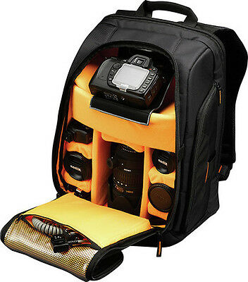 Pro CL9 EOS camera laptop backpack bag for Canon 77D T7i M6 mirrorless case