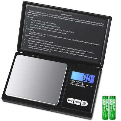 NEW Professional Pocket Digital Scale 0.01-200g