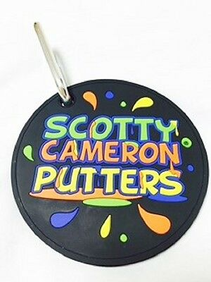Scotty Cameron Circle T Tokyo Gallery Limited Putting Disk/bag Tag 2016 Japan