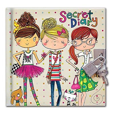 Rachel Ellen Friends diario segreto, multicolore
