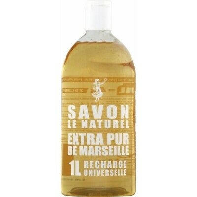 SAVON DE MARSEILLE EXTRA PUR LE NATUREL 1000ml Nachfüllpack