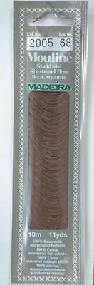 MADEIRA Mouline Stranded Cotton Embroidery Floss 10m Colour 2005