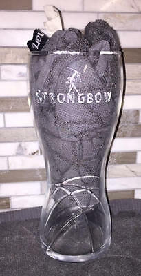 Strongbow Pint Glass 16 Oz Pint - Hard to Find Strong Bow Cider