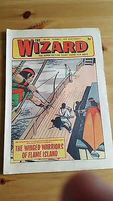 The Wizard Comic # 139 7.10. 1972 - Aberdeen V Celtic Scottish Cup Final 1970