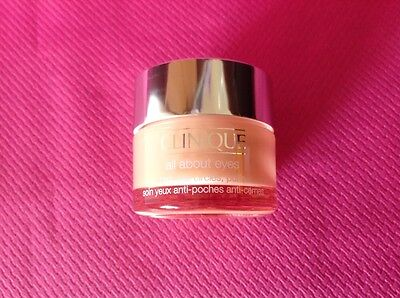 Clinique Crema Contorno Occhi All About Eyes Reduces Circles Puffs 15 Ml
