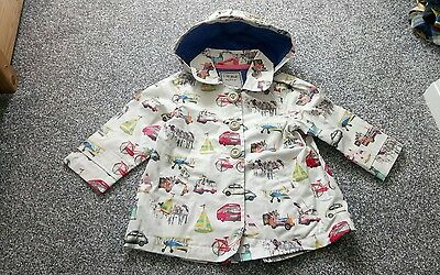 Great NEXT Girls Summer Rain Coat Age 12-18 months