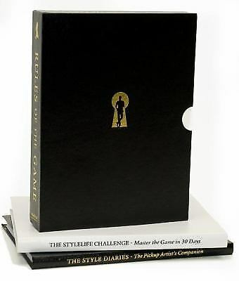 Rules of the Game by Neil Strauss (2007, Hardcover)