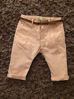Zara Baby Girl 3-6 Months Trousers