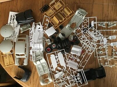 Lot of Model Car/Truck Parts-Revell & AMT  1:25 scale