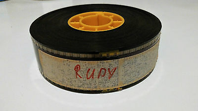 Rudy 35mm Movie Trailer Reel Sean Astin