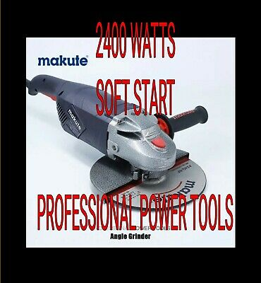 230MM 2400W Angle Grinder  Grinding Machine  22.23 BLADE SIZE