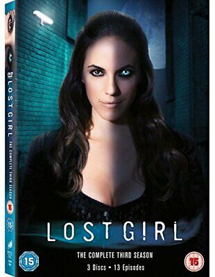 Lost Girl - Season 3 [DVD] - DVD  XUVG The Cheap Fast Free Post