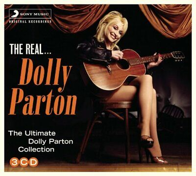 The Real... Dolly Parton -  CD EQVG The Cheap Fast Free Post The Cheap Fast Free