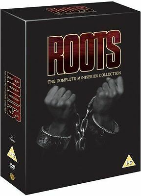 ROOTS the complete mini series box set + The Gift. New sealed DVD