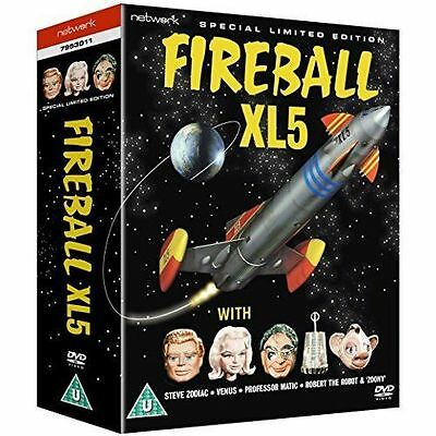 FIREBALL XL5 the complete series box set. Gerry Anderson. New sealed DVD