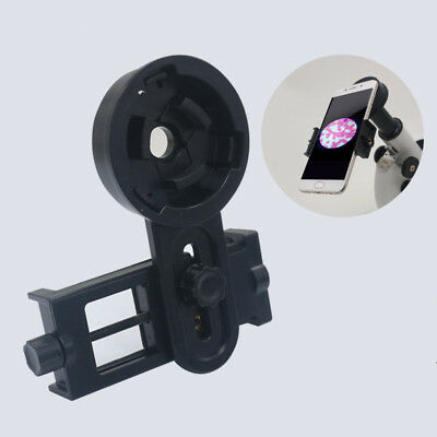 Universal Spotting Scope Astronomical Telescope Stand Mount Holder for Cellphone