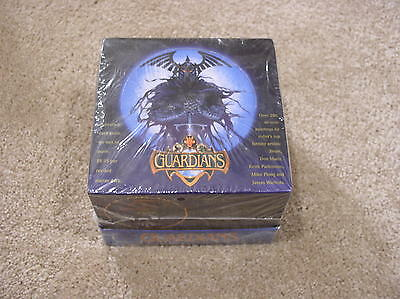 Guardians Revised Edition Starter Deck box - sealed