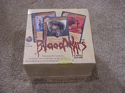 TSR Blood Wars Duel Deck box - sealed