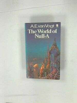 The world of Null-A by Van Vogt, Alfred Elton Book The Cheap Fast Free Post