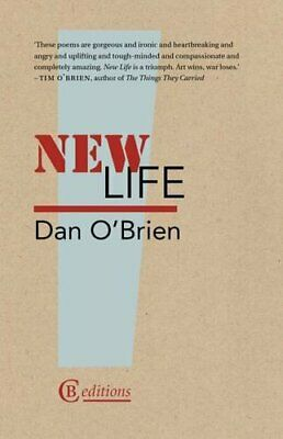 New Life by Dan O'Brien Book The Cheap Fast Free Post