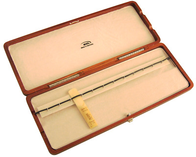 clarinet reed case for 12 reeds
