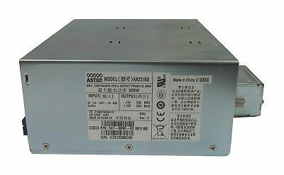 Cisco 341-0090-02 300W PSU for 3845 Integrated Services Router - AA23160