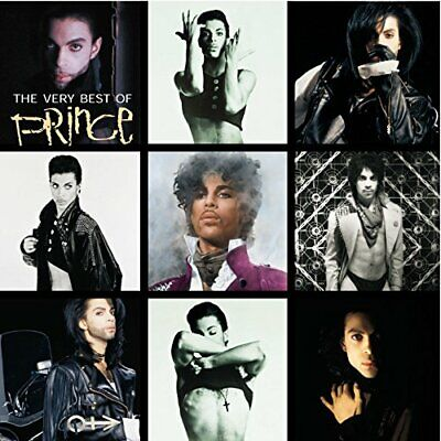 Prince - The Very Best of Prince - Prince CD 89VG The Fast Free Shipping