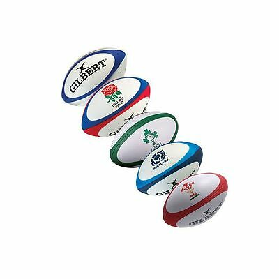 Gilbert International Rugby Stress Ball - England Ireland Scotland Wales