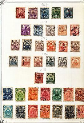 HAITI 1887/1971 Mint &Used Collection(Approx 220+Items) OV653