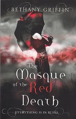 The Masque of the Red Death, Bethany Griffin, Book, New Paperback