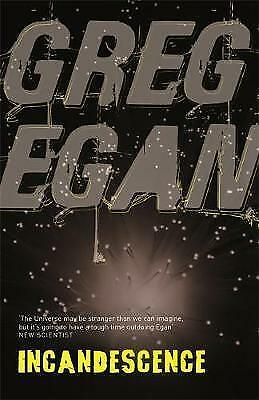 Incandescence by Greg Egan (Paperback) New Book