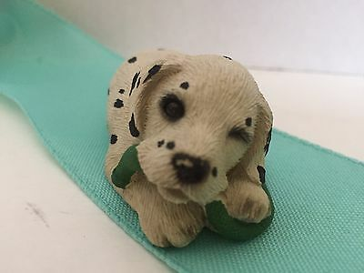 Dalmatian figure by Sandicast- Pesky Peepers Collectible Figurine