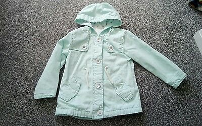 Fab Girls Summer COAT Jacket Age 12-18 months