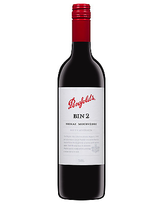Penfolds Bin 2 Shiraz Mourvedre 2011 case of 6 Shiraz Mourvèdre Dry Red Wine